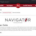REVIEW: GMAT Navigator from MGMAT