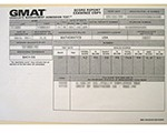 How the GMAT AWA Section Is Scored