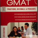 REVIEW: Manhattan GMAT's 6th Edition Fractions, Decimals, & Percents Strategy Guide