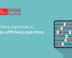 Tackling Exponents in Data Sufficiency Questions