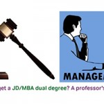 The JD/MBA Student: A Professorial Perspective