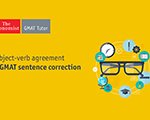 Subject-Verb Agreement in GMAT Sentence Correction