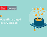 New MBA Rankings by The Economist Based on Salary Increase