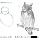 "How to ""Draw the Rest of the Owl"" on GMAT Quant Problems"
