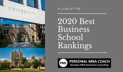 Personal MBA Coach's Look At The 2020 US News and World Reports Best Business School Rankings