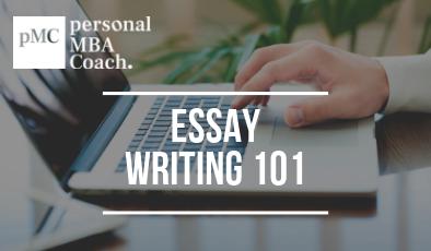 Essay Writing 101