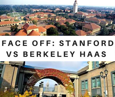 Face Off: Stanford GSB vs Berkeley Haas