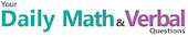 BTG Daily Math and Verbal Question