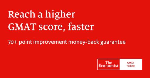 7 Days Free Access to Economist GMAT